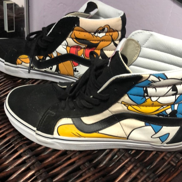 d251b73f190 Vans Disney Collection High tops. M 5b68d80bdcf855bb98ec6508